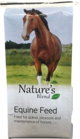 Nature's Blend Horse Feed